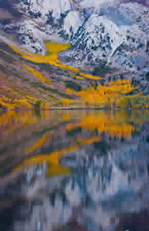 eastern sierra fall colors photography workshop 2018 convict lake